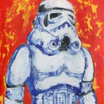 """""""The Trooper"""" 