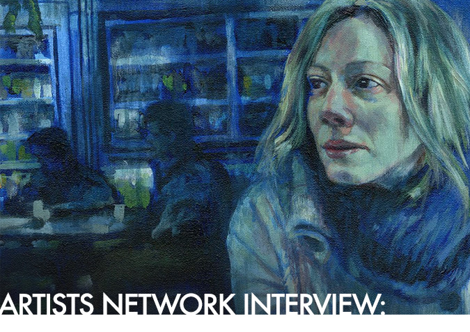 Artists Network Interviews Matt Cauley