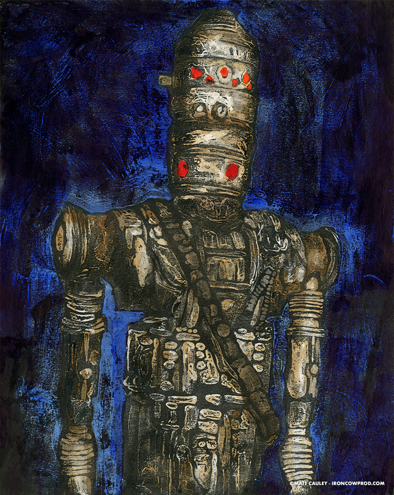 """Assassin Droid"" 