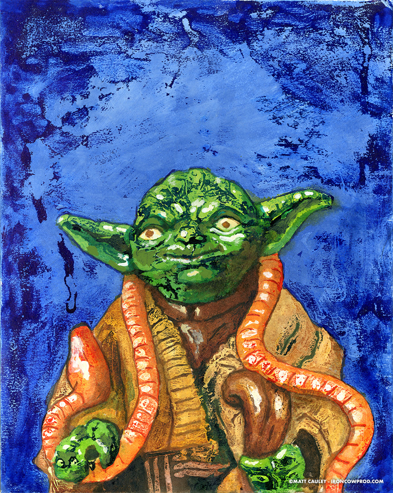 """Swamp Wizard"" 